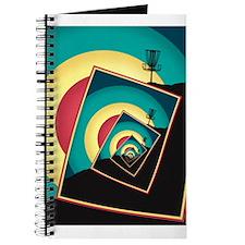 Spinning Disc Golf Baskets 2 Journal