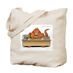 In Box Out Box Tote Bag