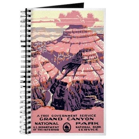1930s Vintage Grand Canyon National Park Journal