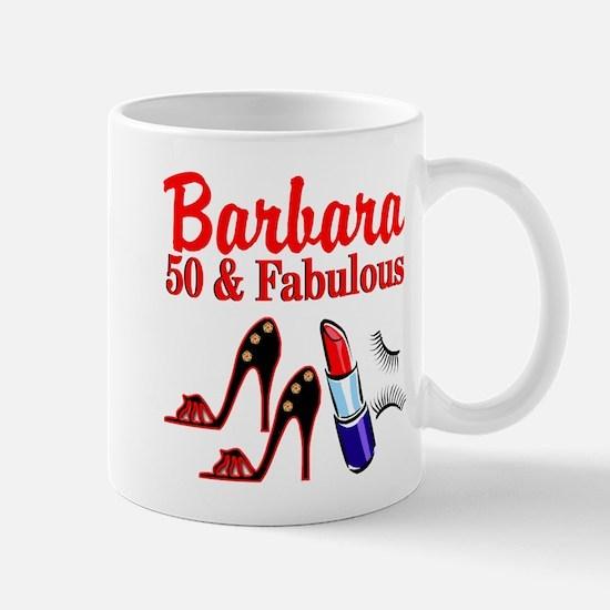 STUNNING 50TH Mug