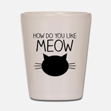 Cute Meow Shot Glass