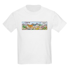 One Thing After Another Kids Dinosaur T-Shirt