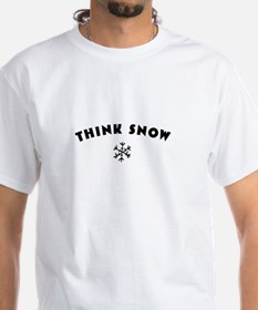 Think Snow Shirt