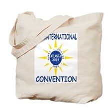 International Convention Tote Bag