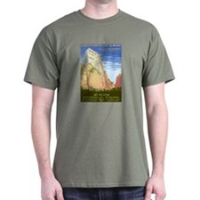 1930s Vintage Zion National Park T-Shirt