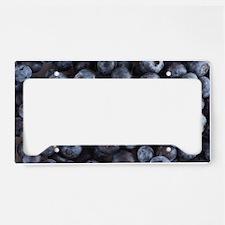 Blueberry License Plate Holder