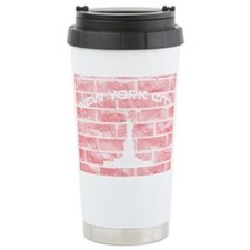 NYC Brick Travel Mug
