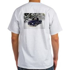 Hot Rods in the Snow T-shirt