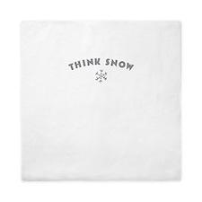 Think Snow Queen Duvet