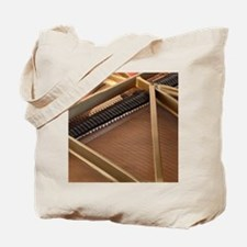Inside a Piano Tote Bag