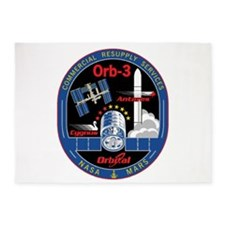 CRS Orb-3 5'x7'Area Rug