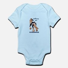 NOTHING BUT CLYDESDALES Body Suit
