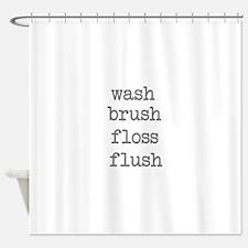 Unique Kids bath Shower Curtain