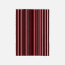 Marsala Stripes 5'x7'Area Rug