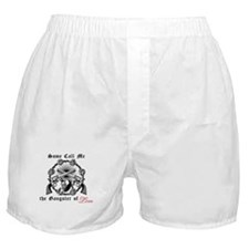 Gangster of Love Boxer Shorts