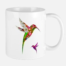 Humming Birds Mugs