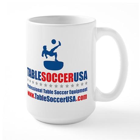 Table Soccer USA 1 Large Mug