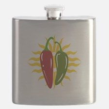 CHILE LOVE Flask