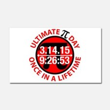 Ultimate Pi Day 2015 Car Magnet 20 x 12