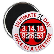 "Ultimate Pi Day 2015 2.25"" Magnet (10 pack)"