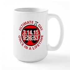 Ultimate Pi Day 2015 Mug