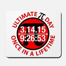 Ultimate Pi Day 2015 Mousepad
