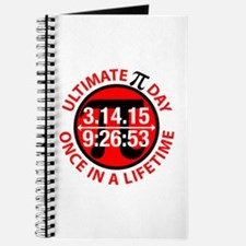 Ultimate Pi Day 2015 Journal