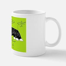 Welsh corgi cardigan Mug