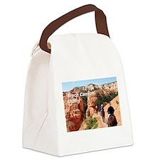 Bryce Canyon, Utah, USA 2 (captio Canvas Lunch Bag