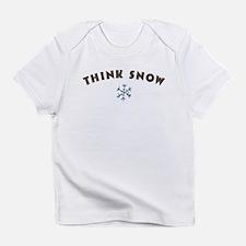 Think Snow Infant T-Shirt