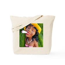 Cute Marijuana birthday Tote Bag