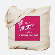 Cool Wendy Tote Bag