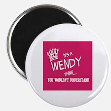 Cute Wendy Magnet