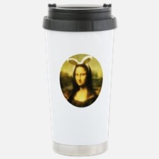 Mona Lisa, The Easter B Travel Mug