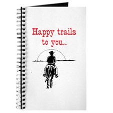 HAPPY TRAILS Journal