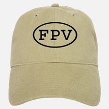 FPV Oval Baseball Baseball Cap