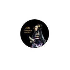 Ada Lovelace Mini Button