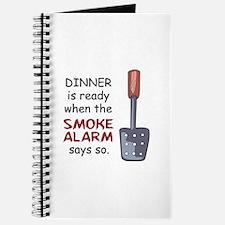 DINNER IS READY Journal