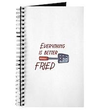 ITS BETTER FRIED Journal