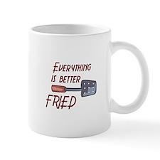 ITS BETTER FRIED Mugs