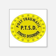 P.T.S.D. BADGES Sticker