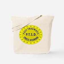 P.T.S.D. BADGES Tote Bag