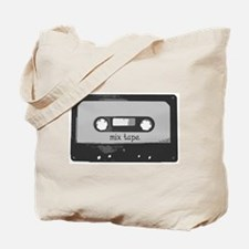 Mix Tape Tote Bag