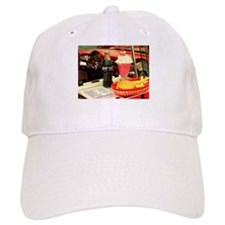 vintage rockabilly burger fries cola sundae mi Baseball Cap