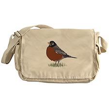 American Robin Messenger Bag
