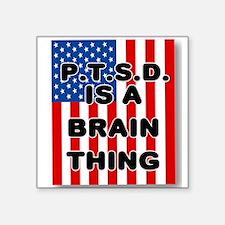 P.T.S.D. Sticker