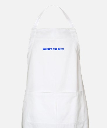 Where s the Beef-Akz blue Apron