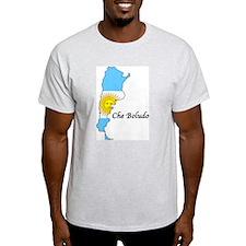 Che Boludo Ash Grey T-Shirt