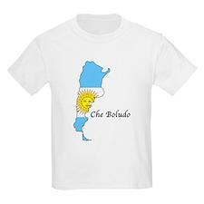 Che Boludo Kids T-Shirt