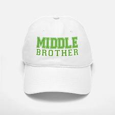 middle brother varsity Baseball Baseball Cap